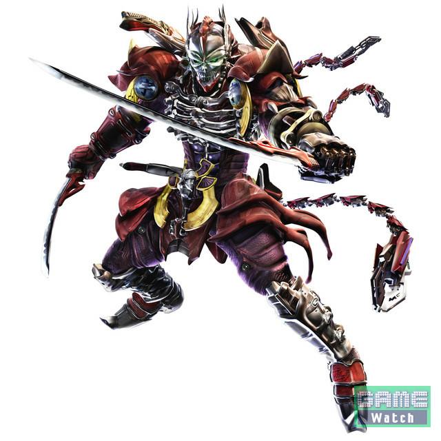 Wallpaper Yoshimitsu Tekken 7 PS4 Games 243