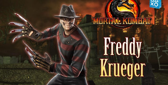 Mortal Kombat 9 Freddy Krueger Vs Kratos 9  mortalMortal Kombat Kratos Vs Freddy Krueger