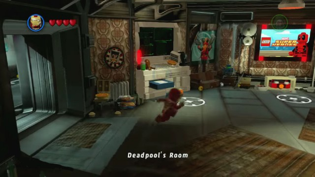 What Is The Code In Deadpool S Room